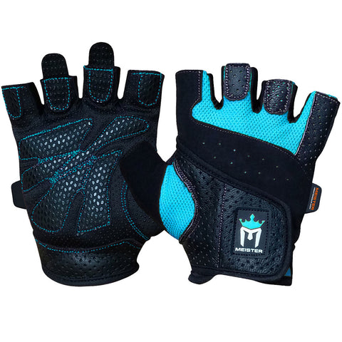 Meister Women's Fit Lifting Gloves - Angle 2
