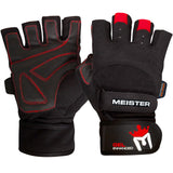 Meister Solid Fit Weight Lifting Gloves - Main