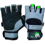 Meister Solid Fit Weight Lifting Gloves - Angle 4