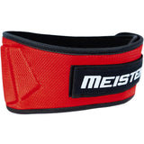 Meister Weight Lifting Neoprene Contoured Belt - Angle 2