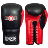 Ringside IMF Tech™ Lace Sparring Gloves - Angle 2