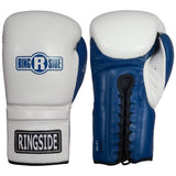 Ringside IMF Tech™ Lace Sparring Gloves - Angle 3