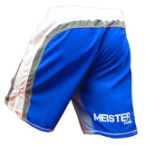 Meister Hybrid Flex Blue Board Shorts - Angle 2
