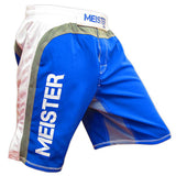 Meister Hybrid Flex Blue Board Shorts - Main