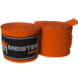 "Meister 180"" MMA Handwraps - Single Color - Angle 5"