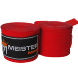 "Meister 180"" MMA Handwraps - Single Color - Angle 2"
