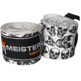 "Meister 180"" MMA Handwraps - Designed - Angle 2"