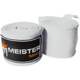 "Meister 180"" MMA Handwraps - Single Color - Angle 4"