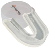 Meister Moldable Single Mouth Guard W/Case - Angle 3