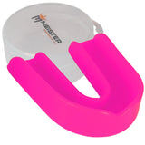 Meister Moldable Single Mouth Guard W/Case - Angle 5