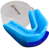 Moldable Double Mouthguard + Case - Angle 3