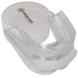 Moldable Double Mouthguard + Case - Angle 4
