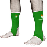 Meister Muay Thai MMA Ankle Support Wraps - Angle 2