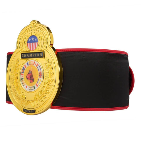 Old School Championship Title Belt - Main
