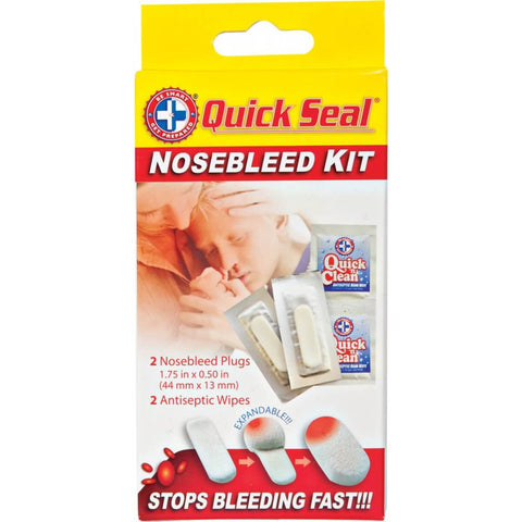 Quick Seal Nosebleed Trainer's Kit - Main