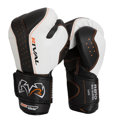 Rival Intelli-Shock Bag Gloves RB10 - Angle 4