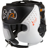 Rival Intelli-Shock Headgear W/Cheeks - Angle 4