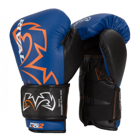 Rival Evolution Sparring Gloves - Angle 2
