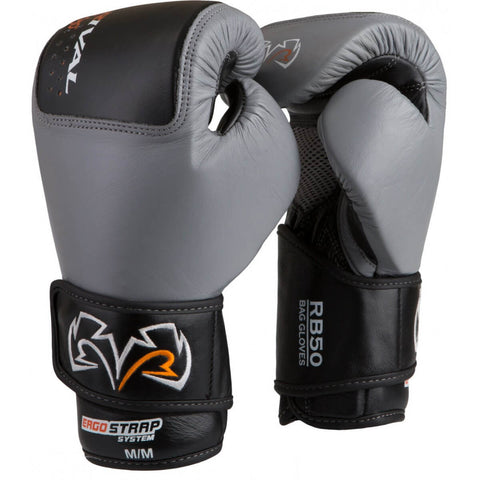 Rival Intelli-Shock Bag Gloves RB50 - Angle 2