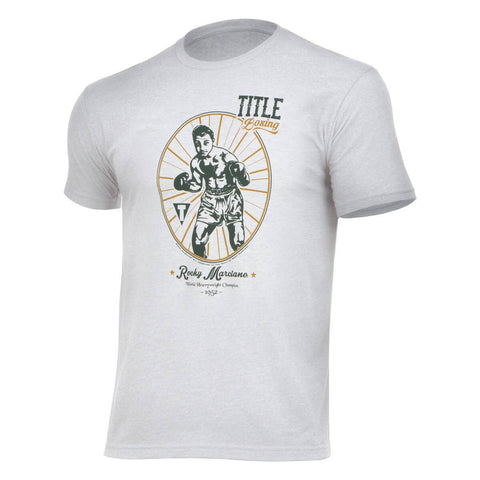 Rocky Marciano World Champ 1952 Title Legacy T-Shirt - Main