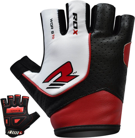 RDX Weight Lifting Gym Gloves - Pair