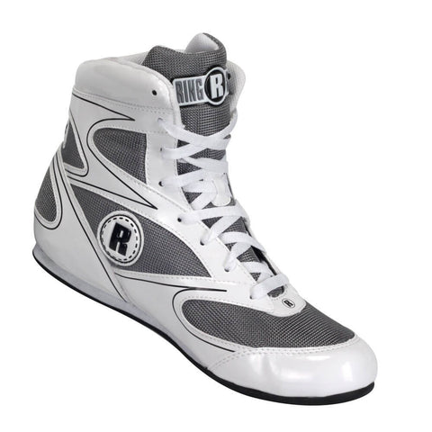 Ringside Youth Diablo Boxing Shoes - Angle 3