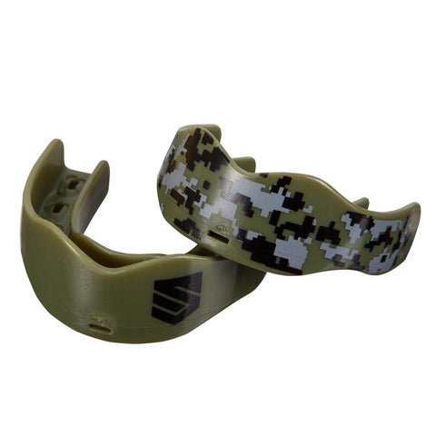 Soldier Sports 7312 Mouthguards - 2 Pack - Angle 2