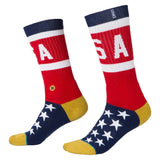 Stance Performance Crew Pair Of Socks - Angle 2