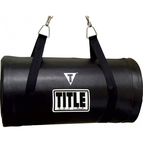 Title 55 Lbs Synthetic Leather Uppercut Heavy Bag - Main