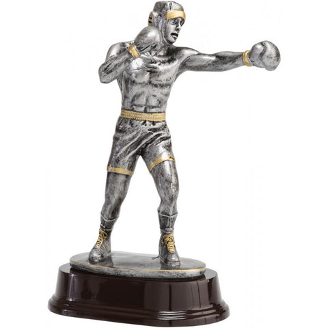 Title Boxer Sculpture Winner's Award - Main