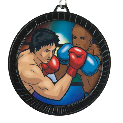 Title Boxing Black Max Victory Winner's Medal - Main