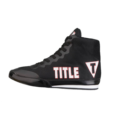 Title Boxing Bout Champ Exploit Boxing Shoes - Main