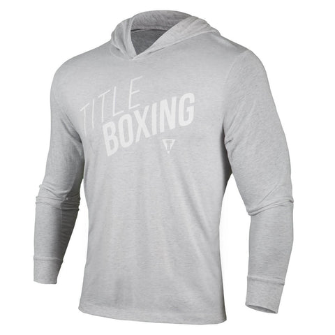 Title Boxing Classic Hooded T-Shirt - Main
