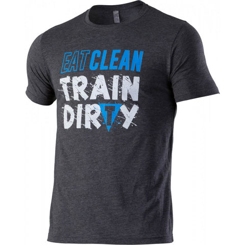 Title Boxing Club Eat Clean, Train Dirty T-Shirt - Main