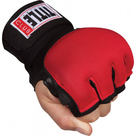 Title Boxing Club Hybrid Gel Speed-Wraps - Main
