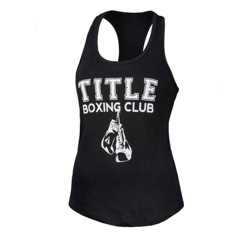 Title Boxing Club Women's Fundamental Blended Jersey - Main