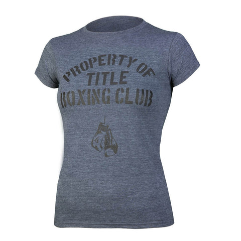 Title Boxing Club Women's Property Club T-Shirt - Main