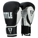 Title Boxing Dynamic Strike Heavy Bag Gloves - Angle 3