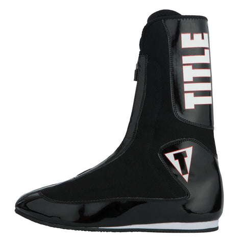 Title Boxing Elevate Enrage Hi-Cut Boxing Shoes - Main