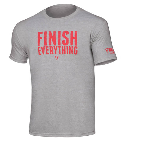 Title Boxing Finish Everything T-Shirt - Main
