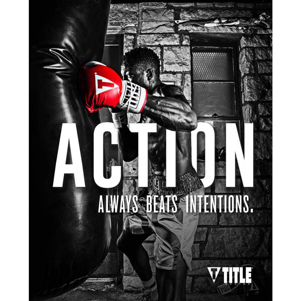Buy title boxing gym fight posters pack online u zoobgear