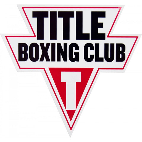 "Title Boxing ""Hux"" Car Magnet - Main"