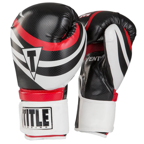 Title Boxing Infused Foam Enthrall Boxing Gloves - Main