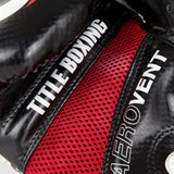 Title Boxing Infused Foam Enthrall Boxing Gloves - Angle 3
