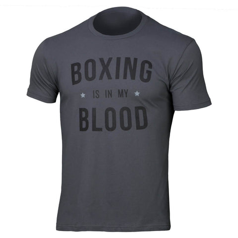Title Boxing Is In My Blood T-Shirt - Main