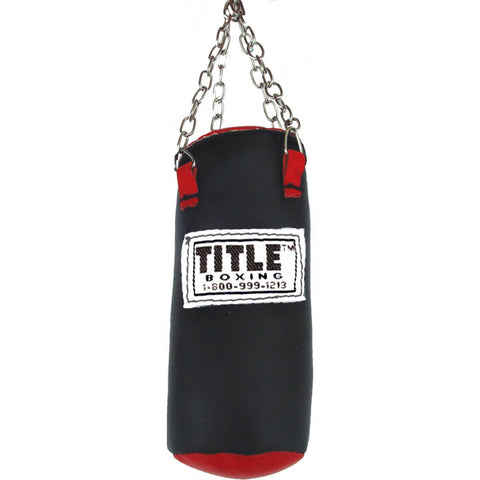 Title Boxing Mini Punching Bag - Main