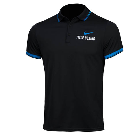Title Boxing Nike Court Polo Shirt - Main