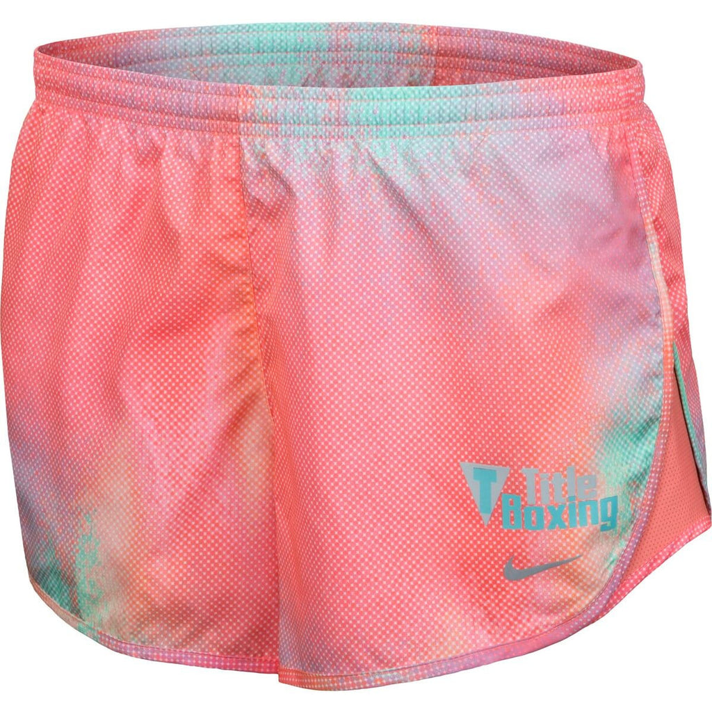 943ece6179d Title Boxing Nike Women's Modern Tempo Printed Fast Shorts