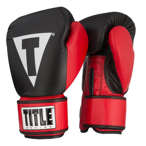 Title Boxing Pro Style Heavy Bag Gloves - Main