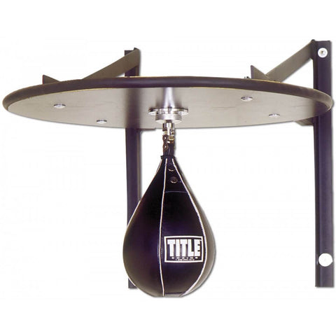 Title Boxing Speed Bag Platform - Main